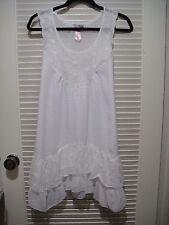 Lipsy White summer dress Size US 2, XXS