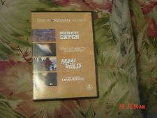 Best of Discovery Channel, Volume 5 (DVD, 2008) Four features on 4 disc set