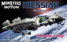 "Messiah Spaceship 1/200 Scale 27"" Long Resin Model Kit 18SFP35"