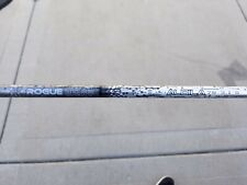 Taylormade adjustable shaft stiff from Aldila