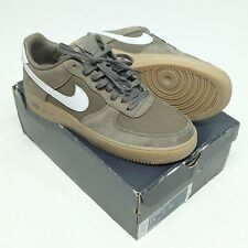 Air Force 1 Low Supreme WP Olive Khaki/White-Gm Lght Brwn Sz. 11 Sneakers