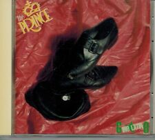 """GINO LATINO """"THE PRINCE"""" BORTOLOTTI ITALO DISCO DANCE CD MAIOLINI 1989 EUROBEAT"""