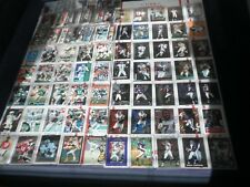135 Diff. Randell Cunningham Card Lot: inserts, foil, Chrome, Specialty Cards...