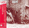 FOGHAT - SELF TITLED ( MINI LP AUDIO CD with OBI and Booklets )