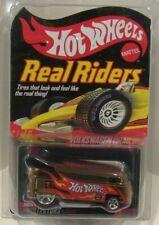 Hot Wheels Volkswagen Drag Bus VW HWC/RLC Gold #5321/10,000 Real Riders Series 7