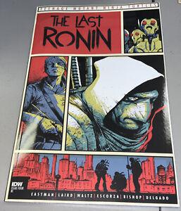 TMNT THE LAST RONIN #4 IDW Publishing 1:10 RI Variant Kevin Eastman