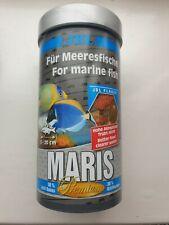 JBL Maris Fish Food Flakes 45g 250ml Premium Feed for Saltwater Marine Reef Fish
