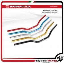 Barracuda Manubrio Racing Universale colore Argento per moto