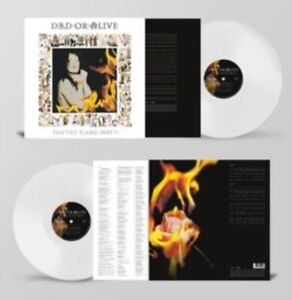 DEAD OR ALIVE Fan The Flame Part1 30th Anniversary Edition White Vinyl