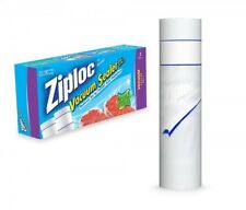 Ziploc Vacuum Seal Double Roll Pack 11x16, New, Free Shipping