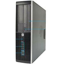 HP 8200 Desktop Computer 8GB RAM 1TB HDD Intel Quad Core i5 Windows 10 PC WiFi