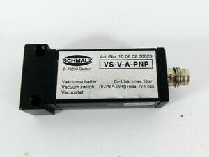 Schmalz VS-V-A-PNP | 10.06.02.00028 | Vakuumschalter