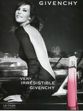 publicité papier  - advertising paper - Very Irrésistible de Givenchy