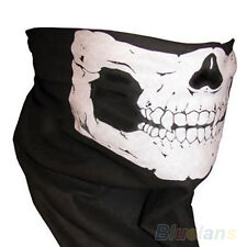 New Arrival Skull Bandana Bike Helmet Neck Face Mask Ski Sport Headband
