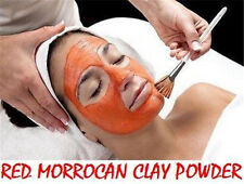 RED Morrocan Phyto-cosmetic beauty clay powder - 100 g / 3.5 oz - FACIAL & BODY