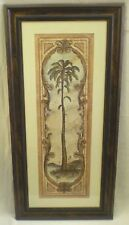 """12"""" x 36"""" Framed Palma Solo I Print Signed by Steve Butler - VERY NICE"""
