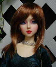 "Doll Wig, Monique Gold ""JoJo"" Size 4/5, Golden Auburn / Golden Strawberry"