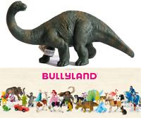 Dinosaures Brontosaure Figurine Peint à la Main Jouet Collection Bullyland 61354