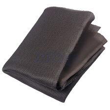 50x 140 cm Grey Speaker Grill Cloth Loudspeaker Fabric Practical Tool CG