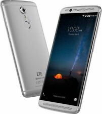 Cellulari e smartphone ZTE grigio con 32GB di memoria