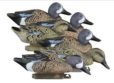 New - Higdon Outdoors - Standard Blue Wing Teal - 6 Pack - Free Shipping