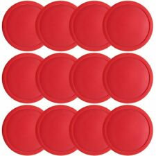"3.25"" Full Size Air Hockey Pucks for Large Air Hockey Tables, 12-pack"