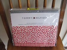 BNIP Tommy Hilfiger Twin sheet set, assorted, 60% cotton, 40% polyester