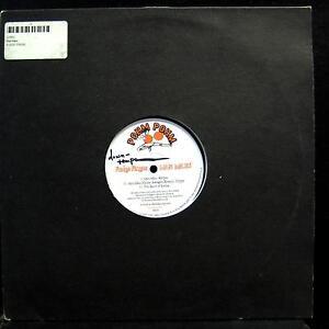 "Fudge Fingas - Man Miles 12"" VG+ POHM POHM 005 UK Downtempo Vinyl 2002 Record"