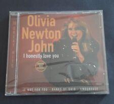 OLIVIA NEWTON-JOHN CD - I HONESTLY LOVE YOU