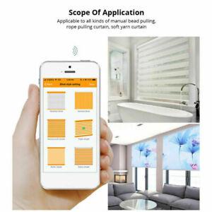 Wireless Smart window Curtain Blinds Automat Kit Motorized APP Bluetooth Control