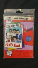 One Direction Birthday Party Invitations Pack of 8 Includes Envelopes & More