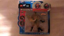 Wwf WrestleMania Xvii Finishing Moves The Rock & Triple H Figures 2000 New t684
