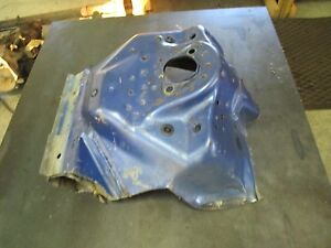 1990-93 Acura Integra front driver side STRUT TOWER RUST REPAIR PANEL