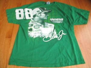 DALE EARNHARDT JR Hendrick Motorsports AMP ENERGY (2XL) T-Shirt