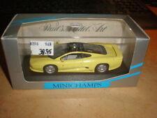 MINICHAMPS 1/43 Jaguar XJ 220    yellow        MIB