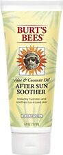 Burt's Bees Aloe & Coconut Oil After Sun Soother Natural Sun Burn Lotion 6 oz