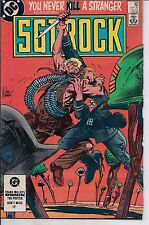 DC Comics! Sgt. Rock! Issue 385!