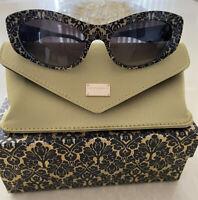 dolce gabbana 53mm cat eye sunglasses