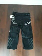 New listing Bauer Mission Inhaler Ds:4 Roller Hockey Pants Junior Medium Black And Silver