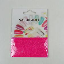 *** (0,68€/1g) 1,5 g Glitter Glitzer Nailglitter - Neon Pink - für Nailart