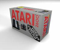 Caja vacia Atari 2600 Jr (no incluye la consola) | Atari 2600 Jr empty box