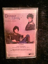 ~USED~ Donny And Marie: Winning Combination 1977 Cassette Tape