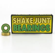 Shake Junt Abec 7 Triple Og's A-7 Skate Bearings Single Set 8 Pieces 7mm New