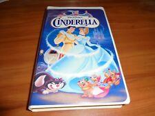 Cinderella (VHS, 1995) Used Disney Animation