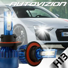 AUTOVIZION LED HID Headlight Conversion kit H13 9008 6000K 2005-2012 d Mustang