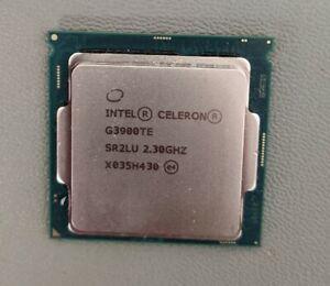 Intel Sky Lake G3900TE CPU Brand New