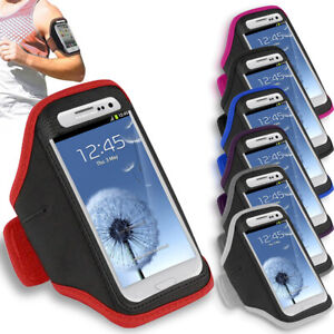 Premium Armband For Samsung Galaxy Note 9 8 5 4 3 Gym Running Jogging Exercise