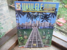 ukulele  fretboard  roadmaps  with  CD
