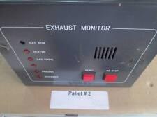 AMAT Exhaust Monitor