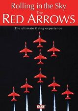 The Red Arrows - Rolling in the Sky  (New DVD) Aircraft Aviation RAF Aerobatics